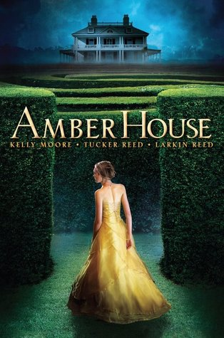 Review: Amber House by Kelly Moore