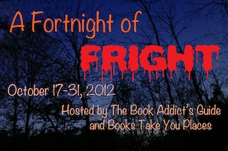 Fortnight of Fright: The Scary-Funny Sweet Spot by Heidi at Bunbury in the Stacks (1/3)