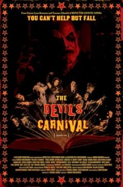 The Devils Carnival Poster