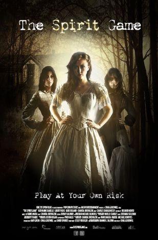 Spirit Game poster