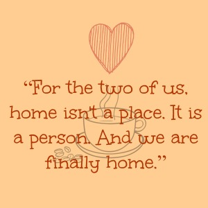 Home isn't a place