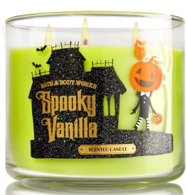 spooky vanilla